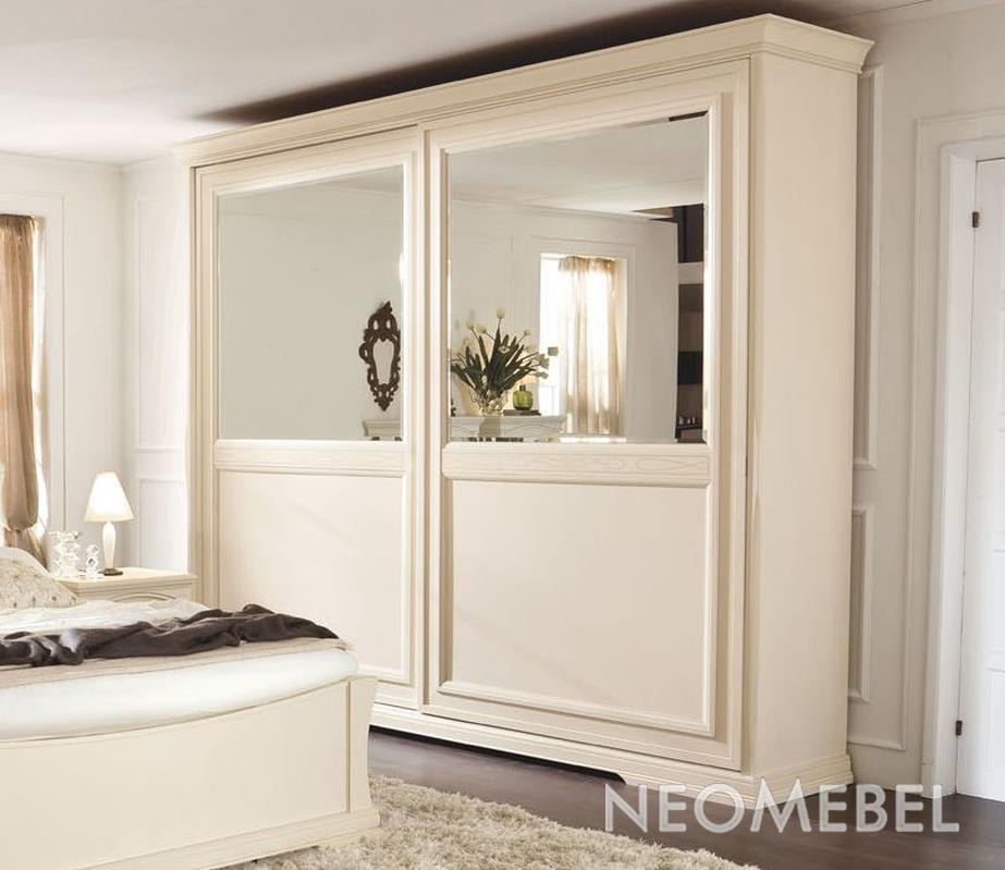 Гардеробный шкаф venier aurora avorio для спальни в интернет.
